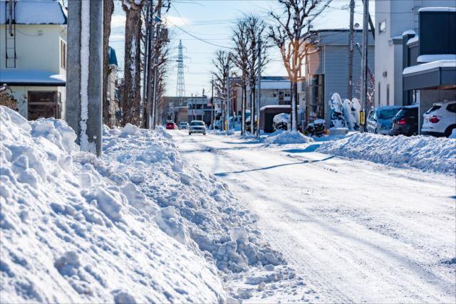 北海道での物件選び!ポイントは冬場を想定して選ぶこと