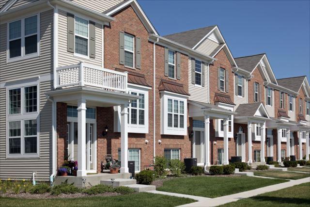 テラスハウスで戸建て住宅の生活を体験できます
